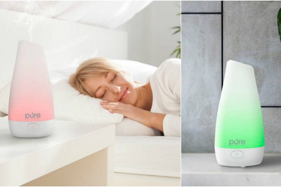 Pure Enrichment PureSpa Essential Oil Diffuser